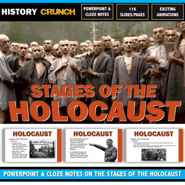 history notes for the holocaust Introduction to the holocaust gilbert, martin the holocaust: a history of the jews of europe during the second world war new york: holt, rinehart.