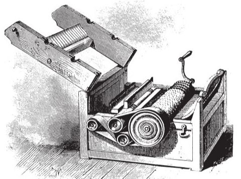 Cotton Gin Invention In The Industrial Revolution History Crunch