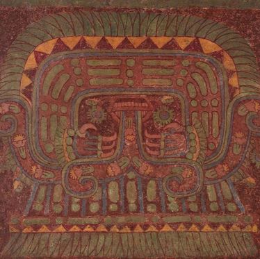 Wall Painting from Teotihuacan